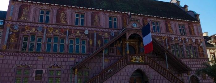 Ancien Hôtel de Ville – Musée historique is one of Alsace.