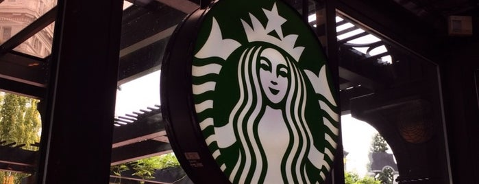 Starbucks is one of My Portland.