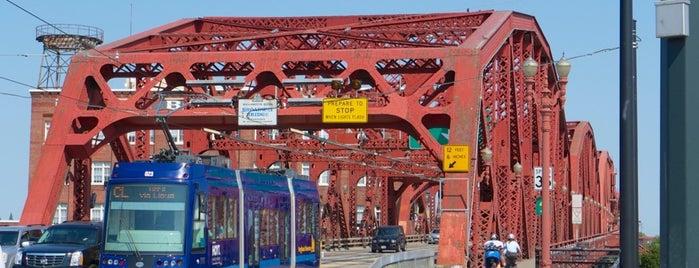 Broadway Bridge is one of My Portland.