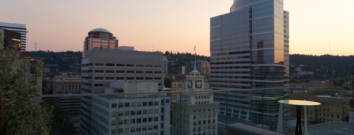 Departure is one of My Portland.