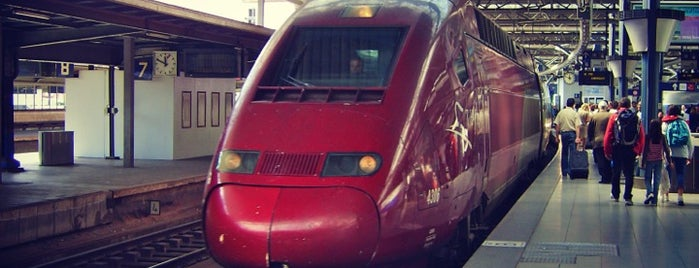 Thalys Terminal is one of Prive.