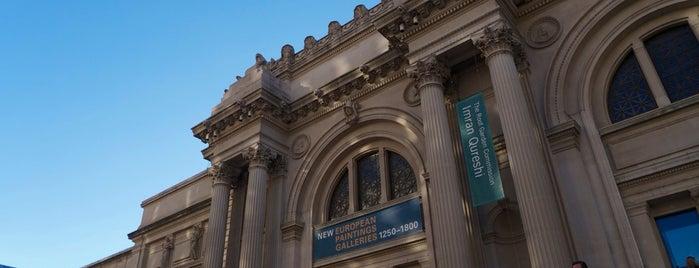 The Metropolitan Museum of Art is one of New York City.