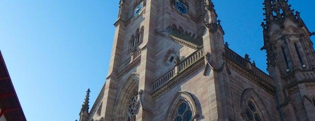 Temple Saint-Étienne is one of Alsace.