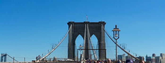 Pont de Brooklyn is one of New York City.