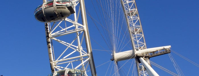 런던 아이 is one of My London.