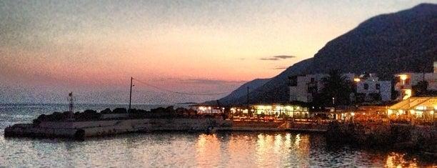 Taverna Delfini is one of Cruising Thru Crete.