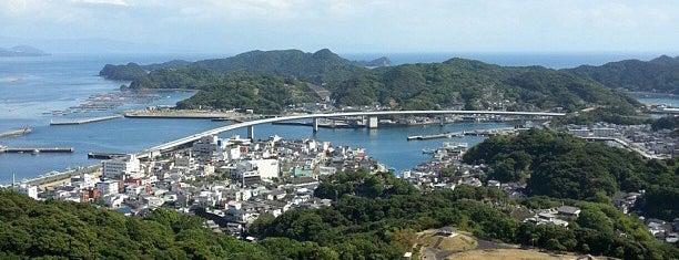 うしぶか公園 is one of 日本の都市公園100選.