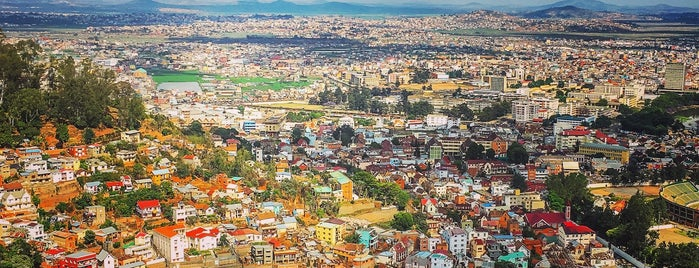 Antananarivo is one of Capital Cities of the World.