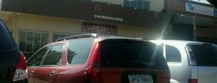 Churrascaria Chama Gaúcha is one of Restaurantes.