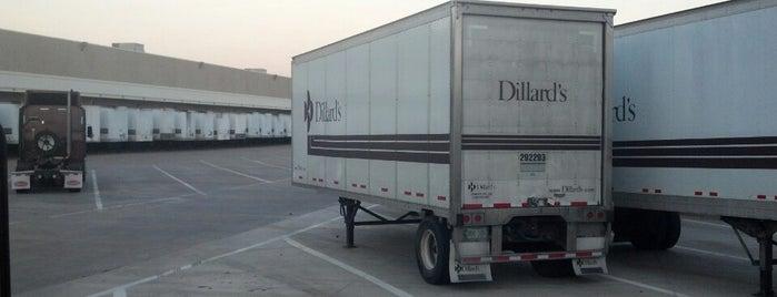 Dillard's is one of US TRAVEL DALLAS.