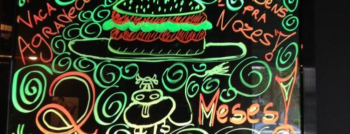 J's Fine Burger is one of Top 10 favorites places in Belo Horizonte, Brasil.