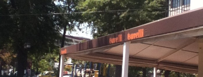 Tavelli is one of Ticket Restaurant.