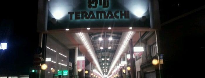 Teramachi Kyogoku Shopping Street is one of Mall in Kyoto.