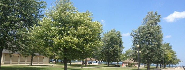 Ontario Beach Park is one of RIT Bucket List.