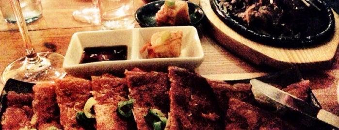 Kochu Karu is one of Korean food in Berlin.