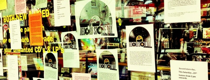 Greville Records is one of Love In Dear Melbourne.