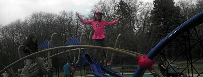 Grant Park Playground is one of places i frequent.
