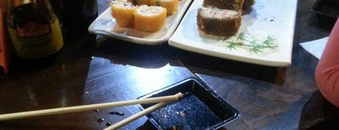 Temaki Ya is one of Henri's TOP Japanese Food.