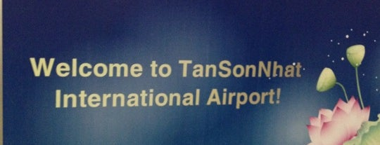 Tan Son Nhat International Airport (SGN) is one of Free WiFi Airports 2.