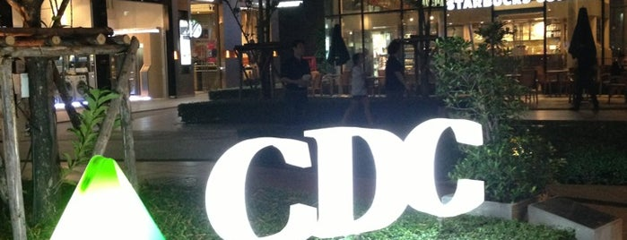 Crystal Design Center (CDC) is one of Top Malls in BKK.