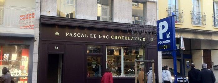 Pascal Le Gac Chocolat is one of My Best of St Germain en Laye.