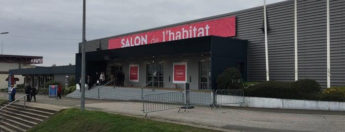 Parc des expositions du Mans is one of Salles de concert du Mans.