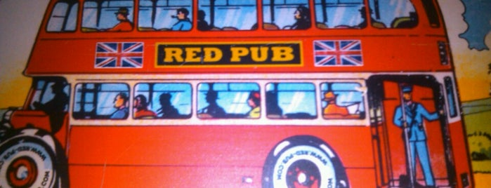 Red Pub is one of Puro Humo (áreas de fumar en GDL).