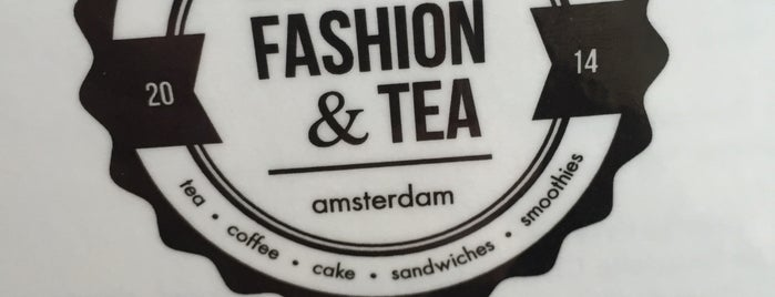 Fashion and Tea is one of I ♥ Noord.