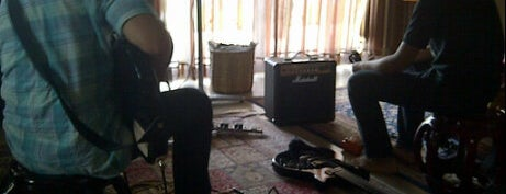 Ajil's Jamming Studio is one of TO DO SOON.