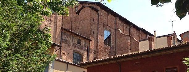 Giardino San Leonardo is one of Il verde a Bologna.