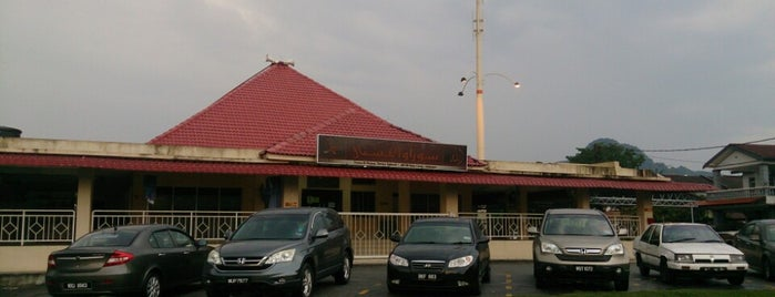 Surau Al-Husna is one of Mosque.