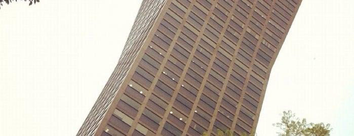Torre AXA - Mexicana is one of Rascacielos en la Ciudad de México..