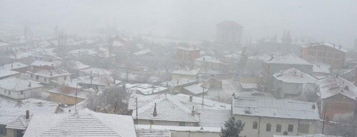 Haymana is one of Ankara'nın İlçeleri.