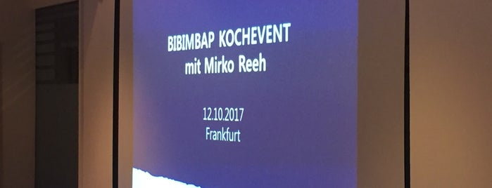 Kochschule Mirko Reeh is one of Barometer Frankfurt 2014 - Teil 1.