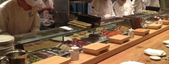 Matsuhisa is one of Aspen Food.
