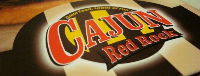 Cajun Red Rock is one of Foodtrip.