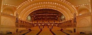Auditorium Theatre is one of 2012 OHC | downtown.
