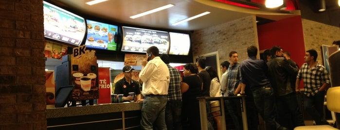 Burger King is one of Tegucigalpa life.