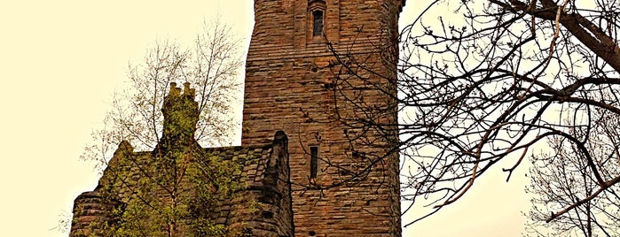 The National Wallace Monument is one of Scotland.