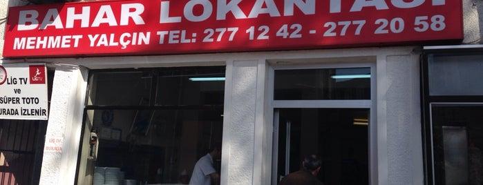 Bahar Esnaf Lokantası is one of İstanbul.