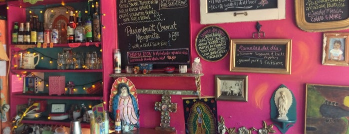 ¿Por qué no? is one of The 15 Best Places for An Octopus in Portland.