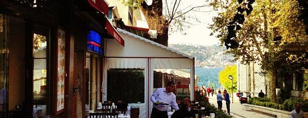 Beylerbeyi Yakamoz Restaurant is one of Ycard.