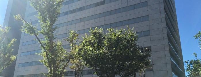 姪浜電気ビル is one of IDC JP.
