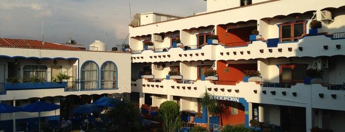 Mar y Sol Hotel & Suites is one of Puerto Vallarta Hotels.