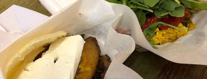 Arepa Factory is one of To Try.