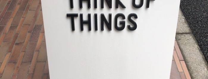 THINK OF THINGS is one of Japón.