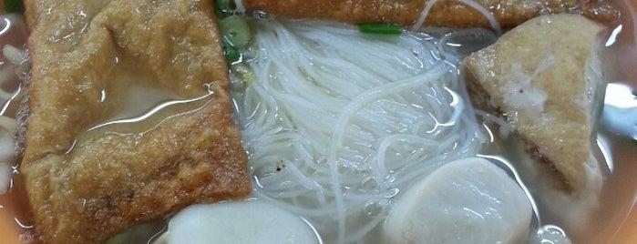 Restoran Sun Hin Loong (新興隆) is one of KL Cheap Eats.