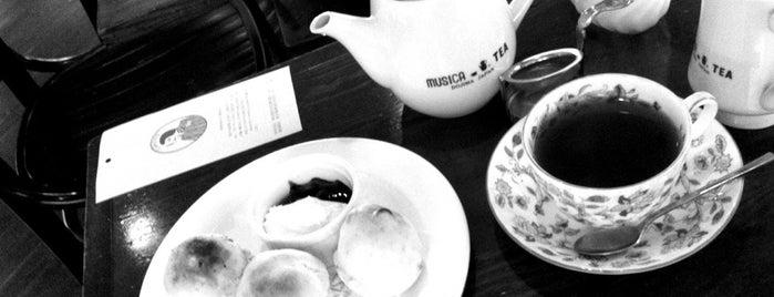 Tea & Cake Christie Harajuku is one of Tokyo-Sibya.