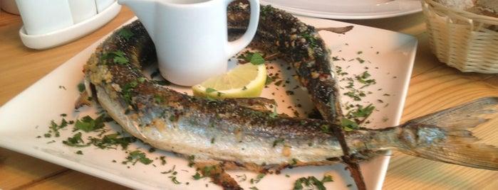 City Marina Restoran & Baar is one of Food.