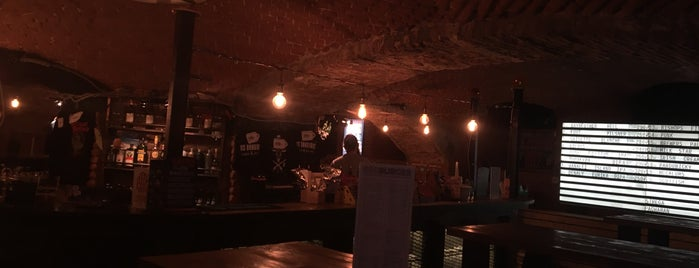 Los Bandidos Bar is one of Крафтовое пиво в Москве.